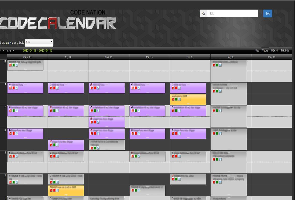 E-scheduler schema